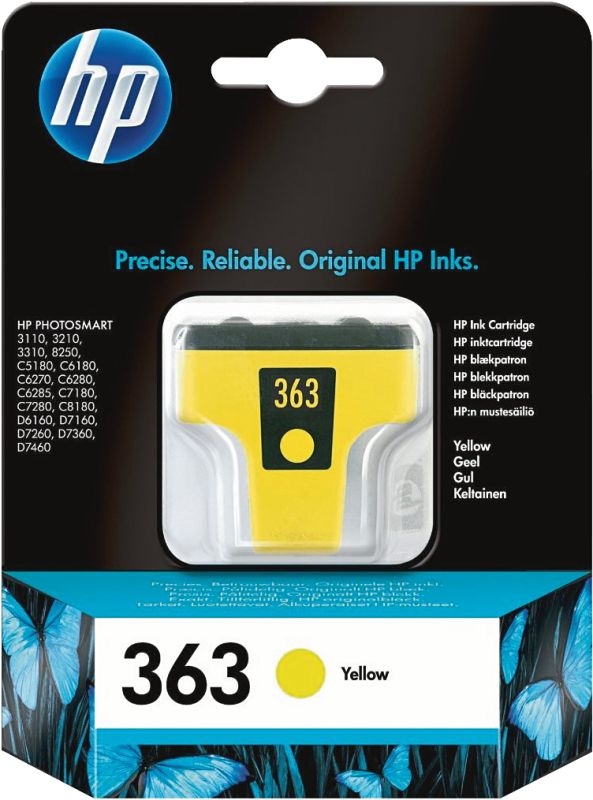 C8773EE#UUS HP 363 Ink Cart