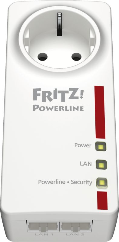 FRITZ!Powerline 1220E Set