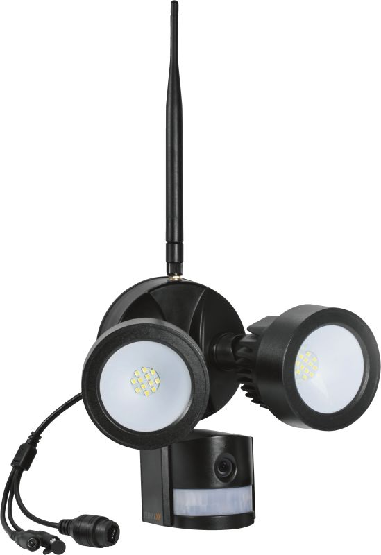 TX-83 IP-Cam HD outdoor mit LED Flutlicht