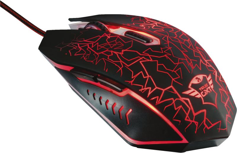 Trust Gxt 105 Gaming Mouse Medimax