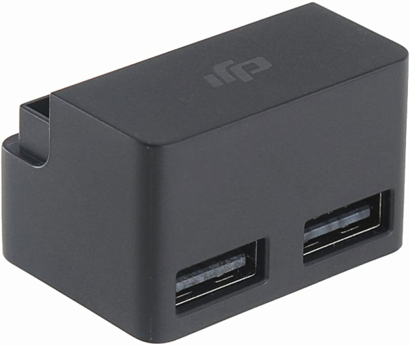Mavic Akku auf Power Bank Adaptor (P2)