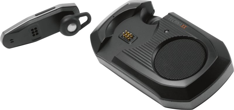 BT-X30 Bluetooth Car Kit mit In-Ear Kopfhörer