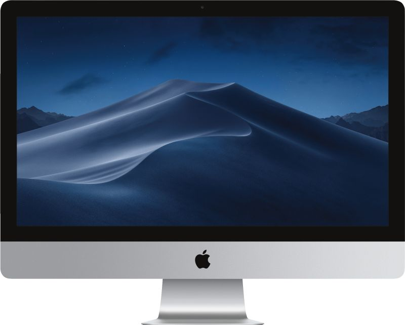 iMac 27-inch with Retina 5K display 3.5GHz i5