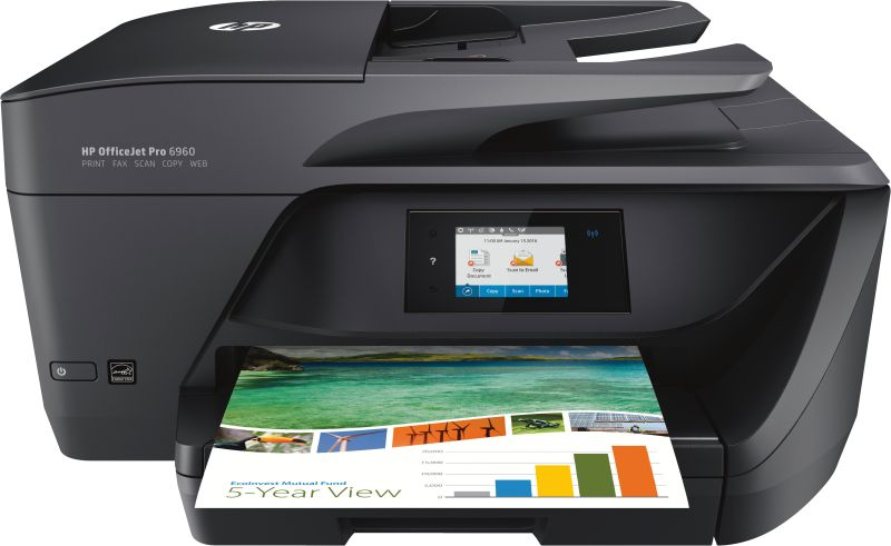 OfficeJet Pro 6960 e-All-in-One
