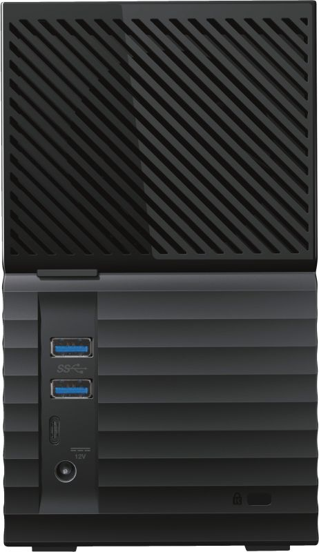 My Book Duo 6TB