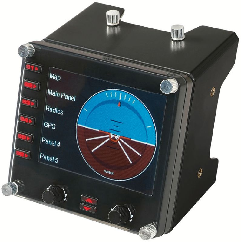 G Saitek Pro Flight Instrument Panel