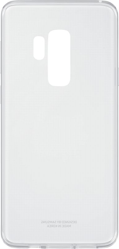 Clear Cover Galaxy S9+