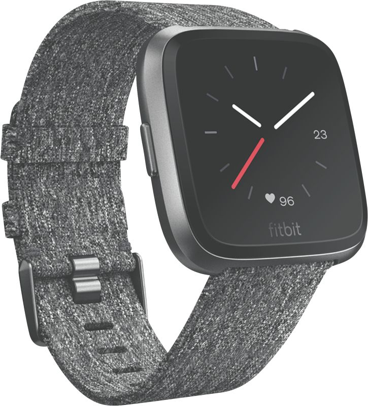 Versa Edition, graphitgraues Armband