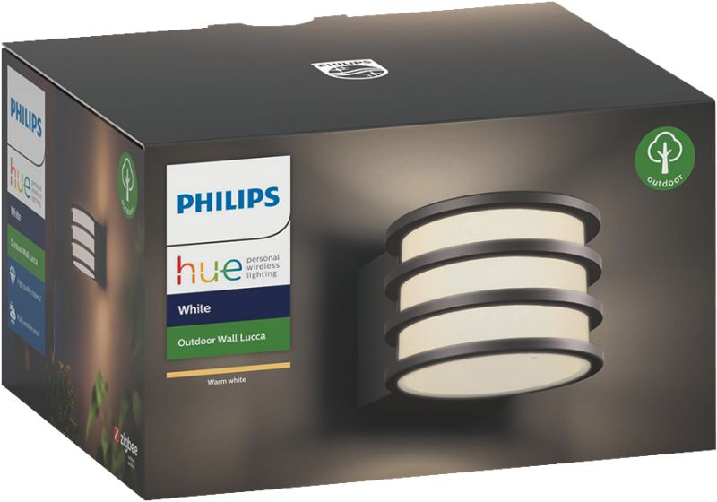 Hue White LED Wandleuchte Lucca, 806lm