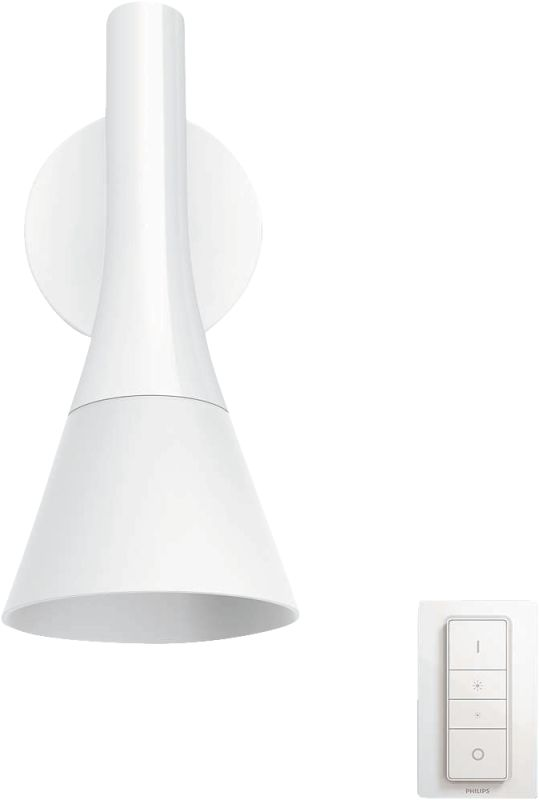 Hue Explore LED Wandleuchte, Ambiance, 470lm, inkl. Dimmsch